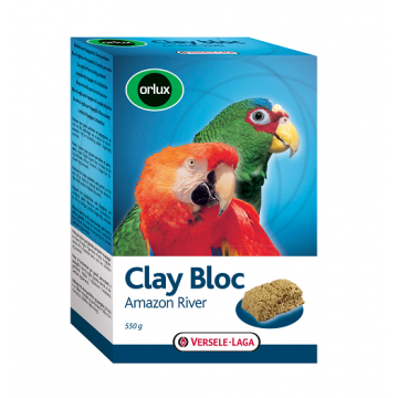 Orlux Clay Bloc amazon River - 550 gr