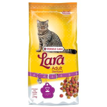 Lara Cat Adult sterelized - Croquettes pour chat stérilisé