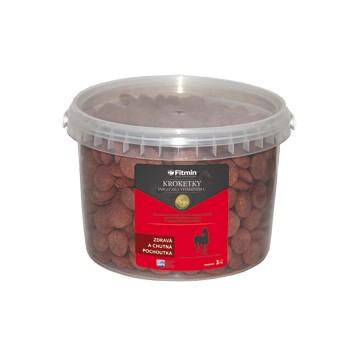 Fitmin Croquettes aux pommes avec de la vitamine C 1 kg