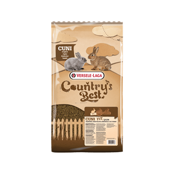 Country's Best Cuni Fit pure - 5 kg
