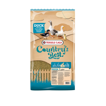 Country's Best Duck 3 pellet - 5 kg