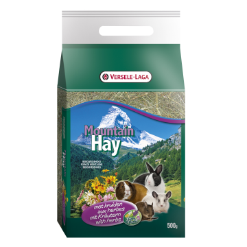 Foin Montain Hay - 500 gr