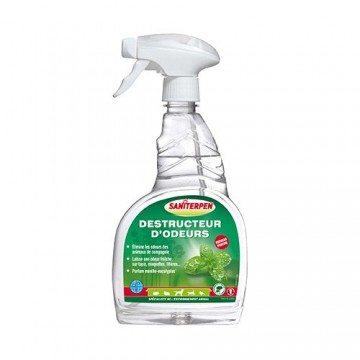 Saniterpen destructeur d'odeurs Menthe Eucalyptus