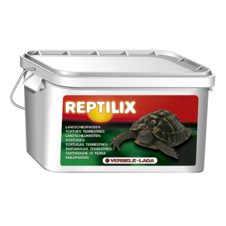 Reptilix tortues granulés - 1 kg