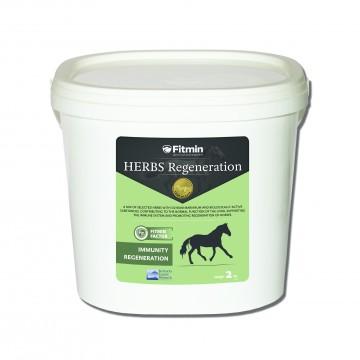 Fitmin chevaux HERBS REGENERATION