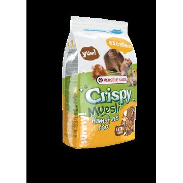 Crispy muesli Hamster & co