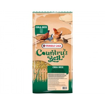 Country's Best Gra-mix mélange poussins et cailles - 20 kg