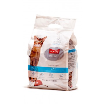 Wooffy Premium Chat Adulte au poulet