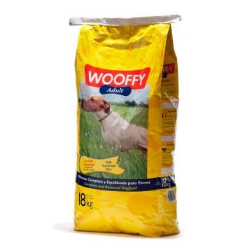 Wooffy adulte au poulet* - 18kg
