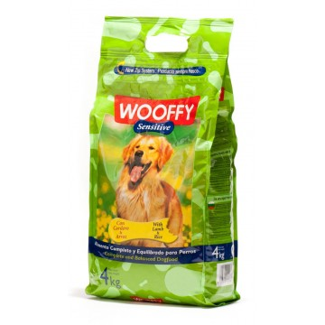 Wooffy adulte Sensitive à l'agneau - 4kg