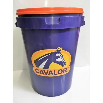Tonneau Cavalor® pour aliment cheval