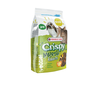 Crispy muesli Rabbits - 20 kg*