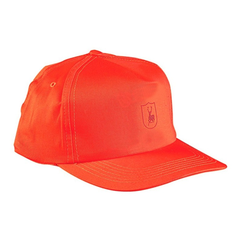 Casquette orange C-you