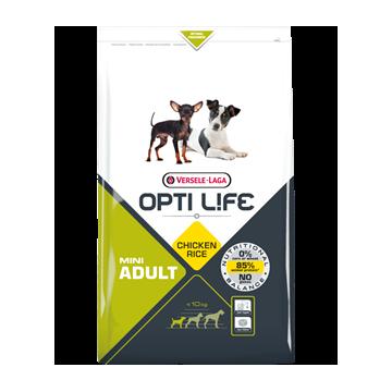 Opti Life Adult Mini (Poulet & Riz)