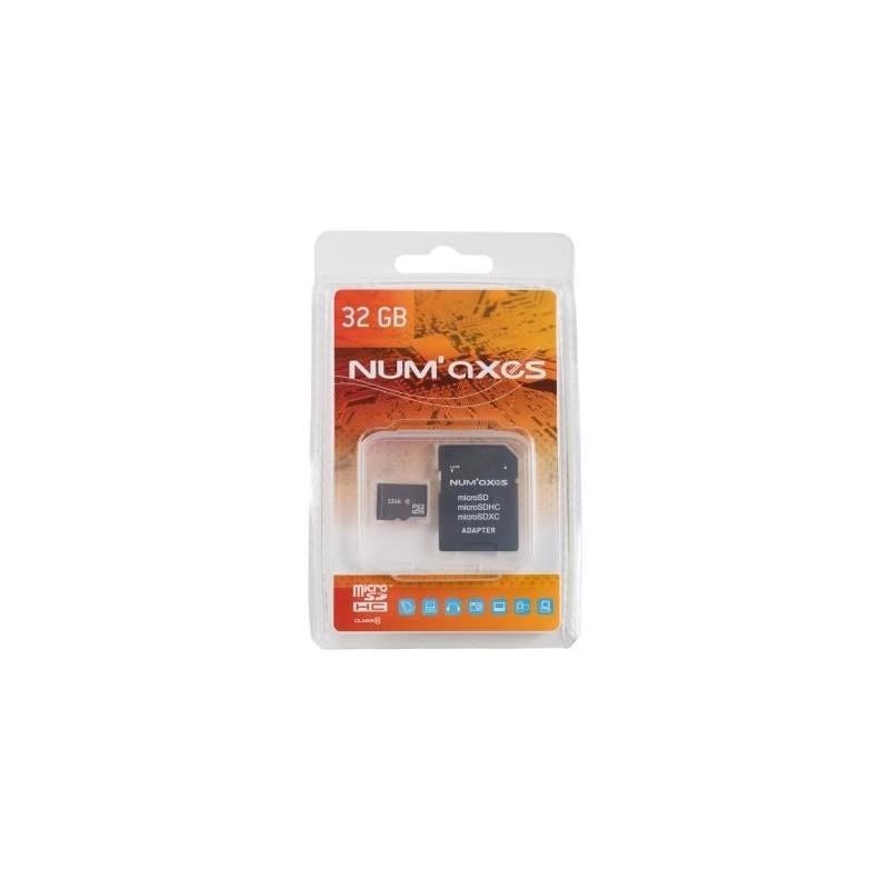 Carte Micro SD 32Go + Adaptateur
