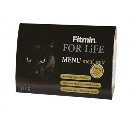 MENU meat mix pour chat