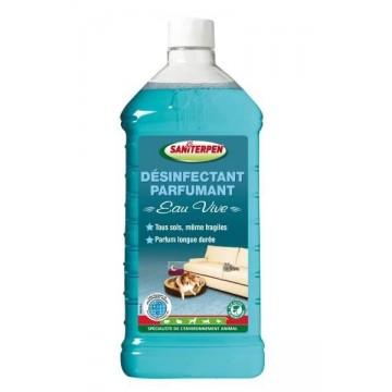 Saniterpen détergent parfumé eau vive