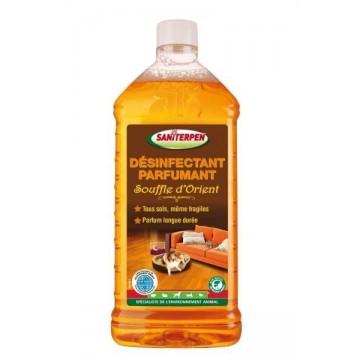 Saniterpen désinfectant parfum souffle d'orient - 1 litre