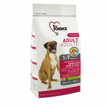 First Choice chien adulte peau et pelage sensible toutes races
