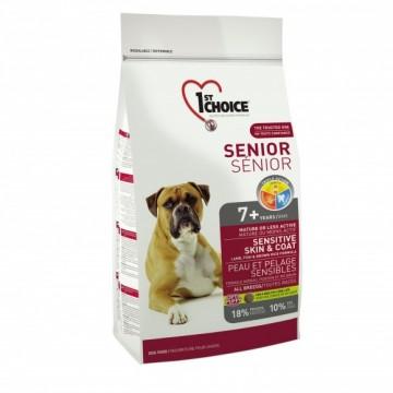 First Choice chien senior peau et pelage sensibles toutes races