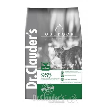 Dr Clauder's Hight Premium Chat Outdoor