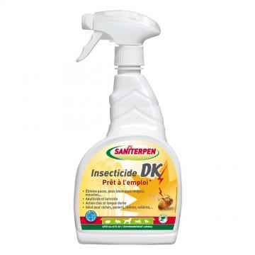 Saniterpen insecticide DK prêt à l'emploi - 750 ml