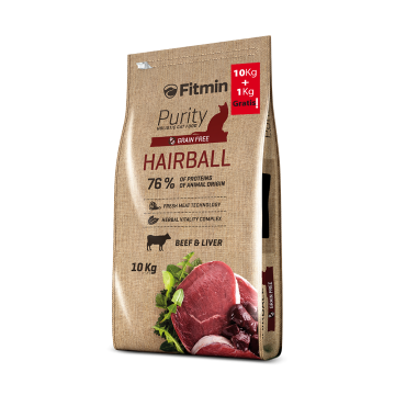 Fitmin Cat Purity Chat hairball