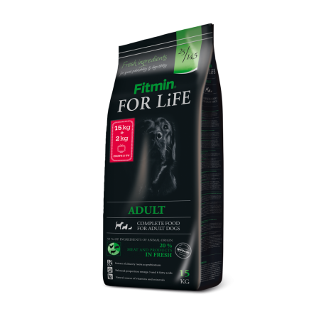 Fitmin for life Adult chiens toutes races