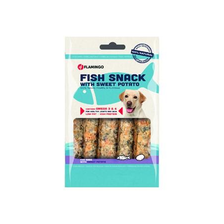 Snack Fish morue