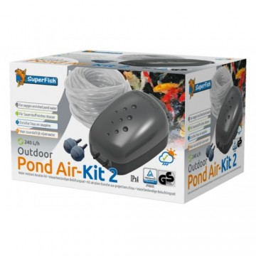 Pompe air kit 2