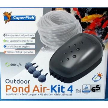 Pompe air kit 4