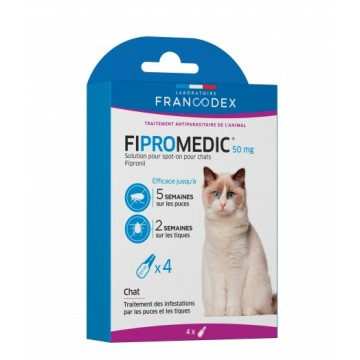Fipromedic 50 mg pour chat