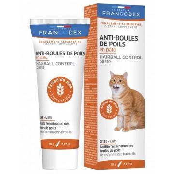 Anti boules de poils pour chats