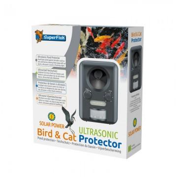 Protecteur de bassin à ultrasons