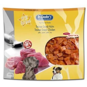 Snacks au poulet Dr Clauder's - Pack de 5 x 100 gr